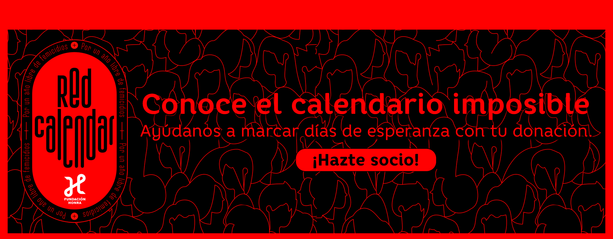Red Calendar, un calendario imposible, pero necesario